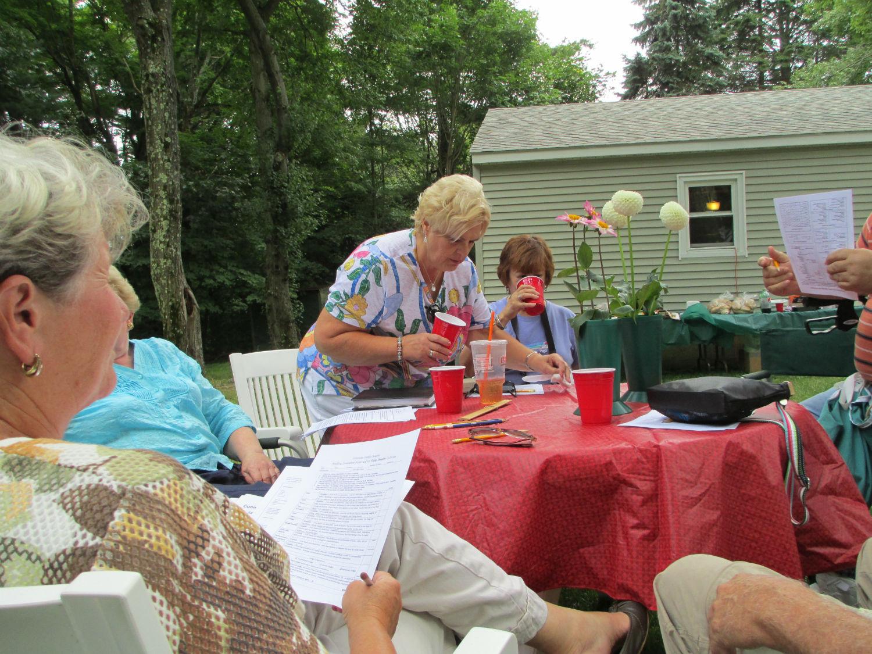 Members Scoring