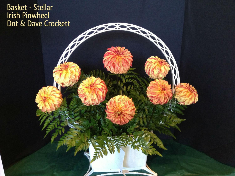 Basket Irish Pinwheel