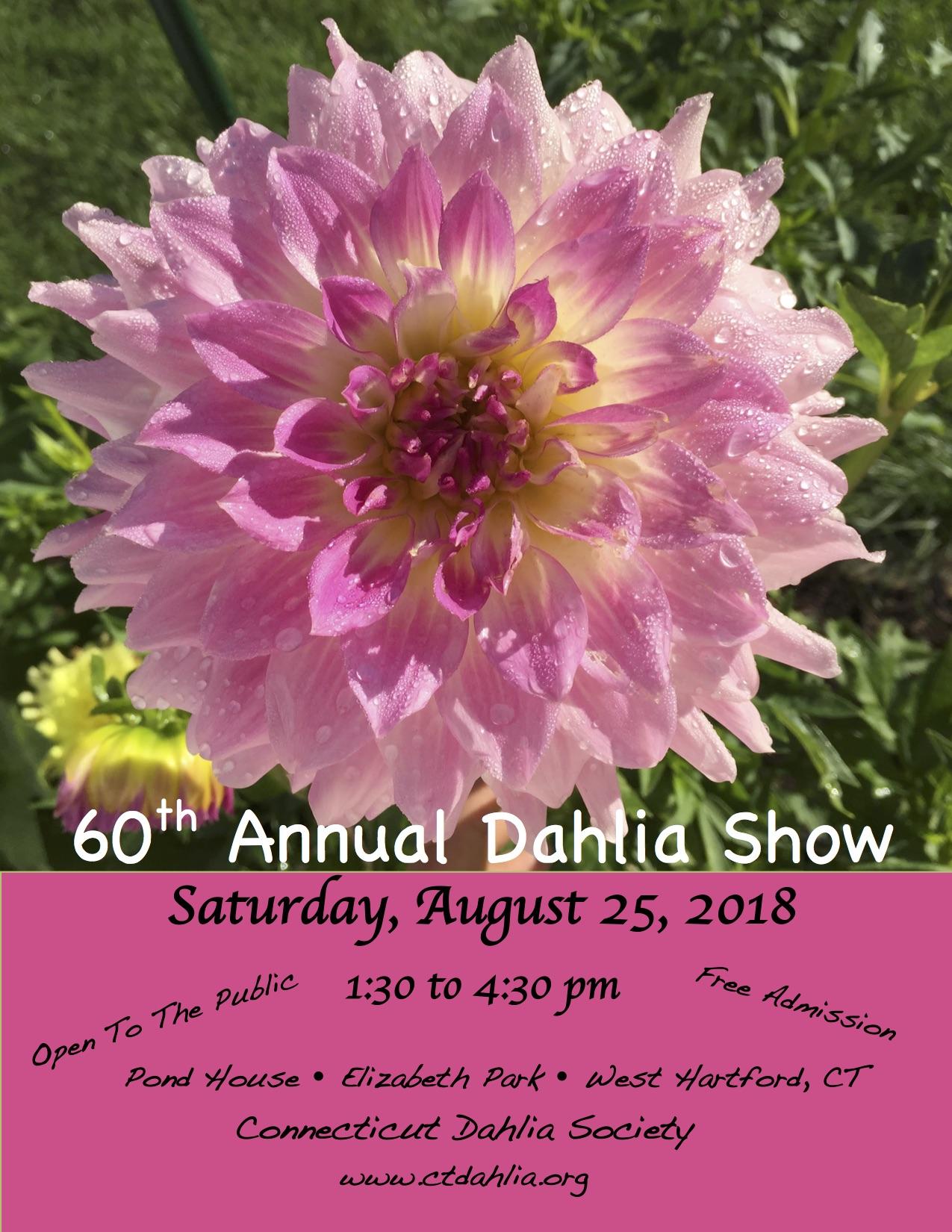 2018 show at Elizabeth Park